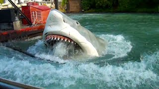 The Last Ride Ever on Jaws at Universal Studios Orlando For TPR