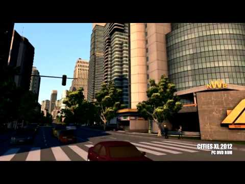 Cities XL 2012 - Trailer [HD]