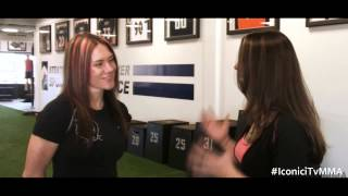 [Catching up with UFC Cat Zingano] Video