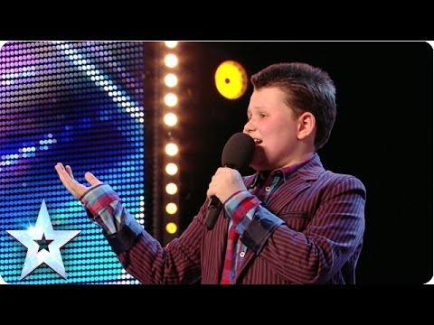 Ellis Chick sings You Make Me Feel So Young | Britain's Got Talent 2014