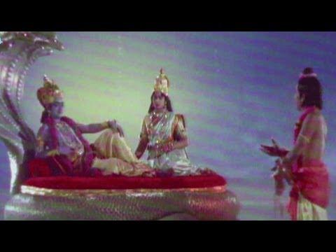 Roja Ramani, S.V. Ranga Rao, Bhakta Prahlada - Scene 14/20