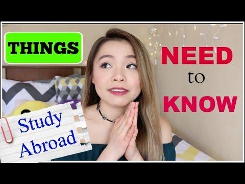 Những Điều Không Ai Nói Trước Khi Đi Du Học ♡ Things You Need To Know ♡ TrinhPham