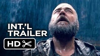 Noah Official UK Trailer (2013) Russell Crowe, Emma
