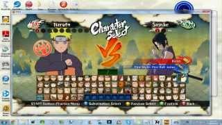 Naruto Shippuden Ultimate Ninja Storm 3: Full Burst MOD