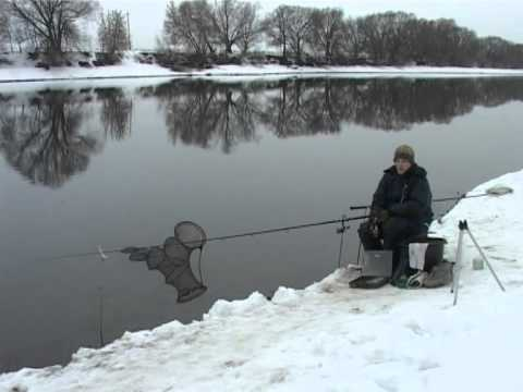 Feeder Зимний фидер - Часть 5