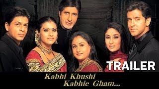 Kabhi Khushi Kabhie Gham Official Trailer