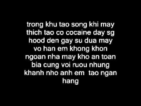 Karik and Wowy: khu tao song with lyrics