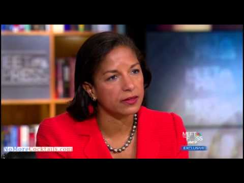 Susan Rice claims that the idea that WH lied to American people about Benghazi is patently false