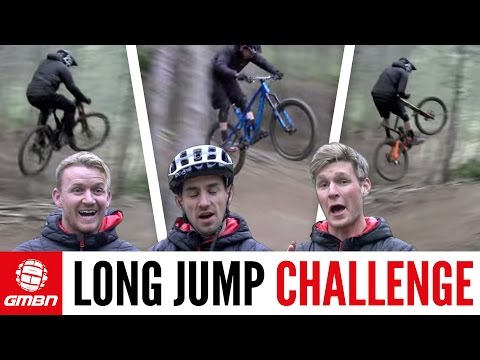 GMBN Long Jump Challenge