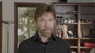 Chuck Norris' Dire Warning For America 2012