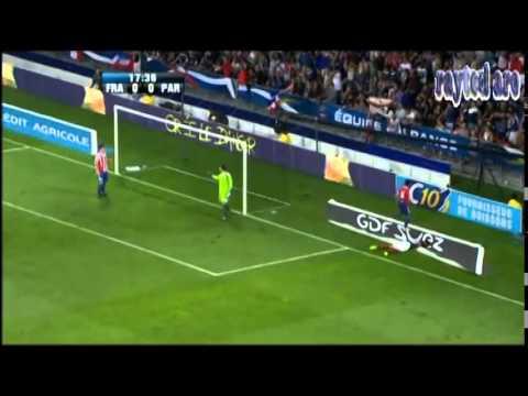 Loic Remy vs Paraguay (1.05.2014)