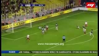Фенербахче - Ред Булл Зальцбург 3:1 видео