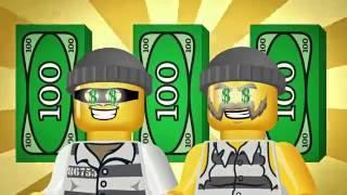 Lego City - kolotoč