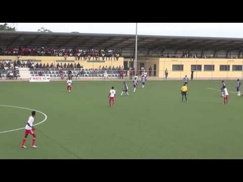 VIDEO: Watch highlights of WAFA SC's 1-0 win over Berekum Chelsea