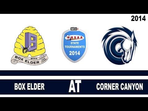Football: Box Elder at Corner Canyon - 4A First Round Playoff