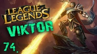 Zagrajmy w League of Legends: #74 Viktor - Milion dmg