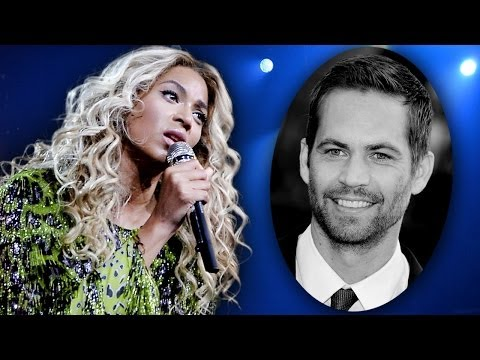 Beyonce Dedicates Songs to Paul Walker at Concert
