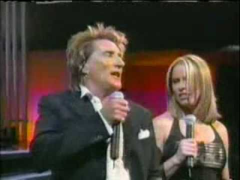 "Vonda Shepard + Rod Stewart - ""This Old Heart Of Mine"" - live"