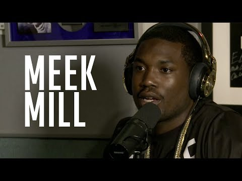 Meek Mill Says He's Out To Take HOV's Spot+Details Probation Struggles