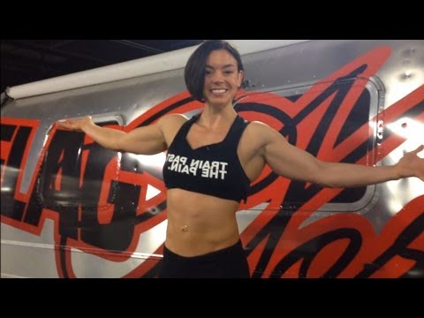 Jodi Boam 2014 Vlog Series Episode 2 • DLB WARHOUSE GYM CAMP