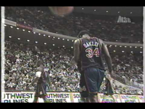 NY Knicks vs Orlando Magic 2-13-98 part 2 of 12