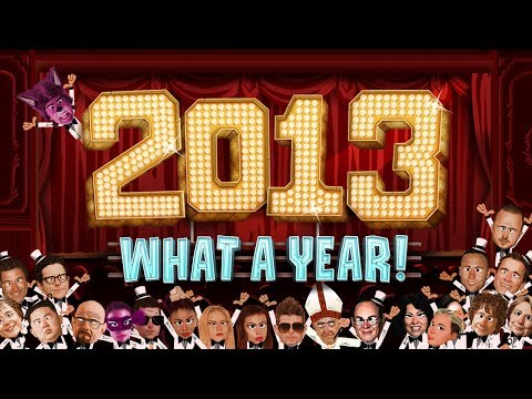 What A Year  - 2013 Year in Review