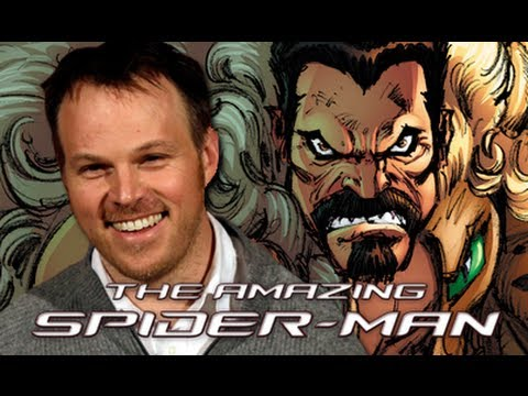 Marc Webb Interested In Kraven The Hunter As Future Spider-Man Villain