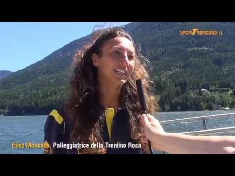 Copertina video Il primo giorno trentino di Elisa Moncada