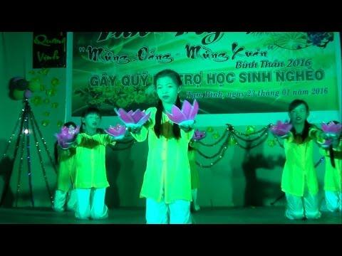 Mùa Sen Cạn - 6A4 THCS thị trấn Tam Bình