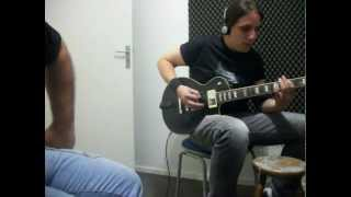 ERIDANUS - Hell Therapy (Recordings - Guitars)