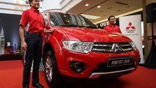 2014 Mitsubishi Triton Launch Event In Malaysia AutoBuzz