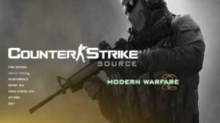 Counter Strike Modern Warfare2