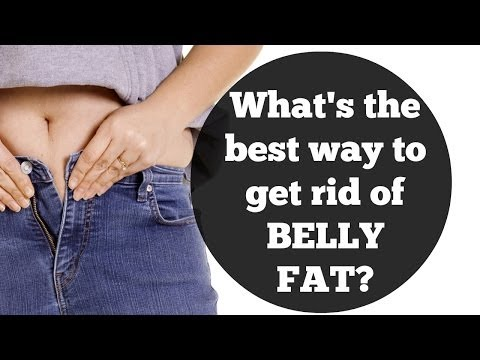 What's the best way to lose belly fat? | What are the best belly fat burning workouts?