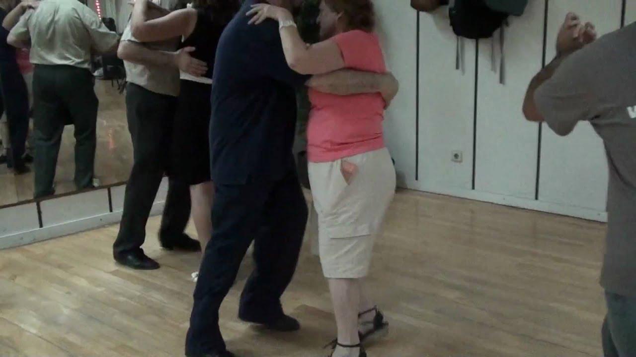 clases de baile de salon en madrid gravacion durante una