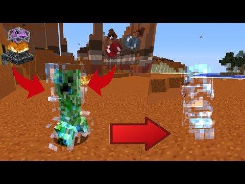 Minecraft ITA ep 887 - Il Creeper Suercaricato più Forte di Minecraft