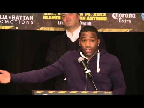 Broner vs. Maidana: Press Conference News Update - SHOWTIME Boxing