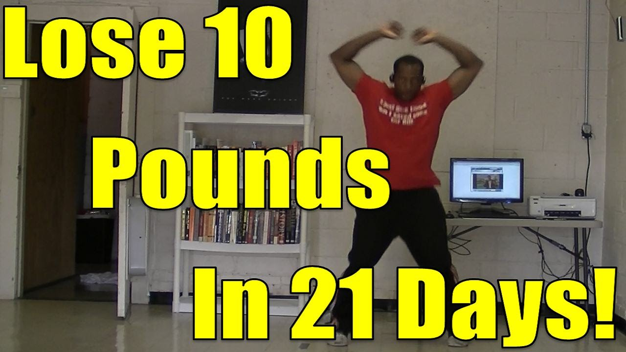 Jumping Jack Weight Loss Workout 1 Lose 10 Lbs In 21