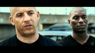 Fast Five 2011 SoundTrack And Trailer Don Omar Danza