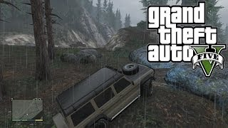 GTA 5: Best Off-Roading Vehicle (Grand Theft Auto 5 For