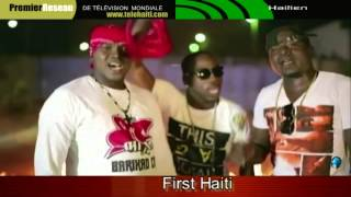 Barikad Crew Kanaval 2014 via tele haiti