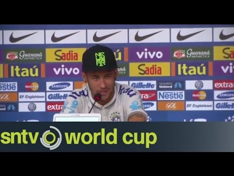 We expect to win the World Cup - Neymar - Brazil World Cup 2014