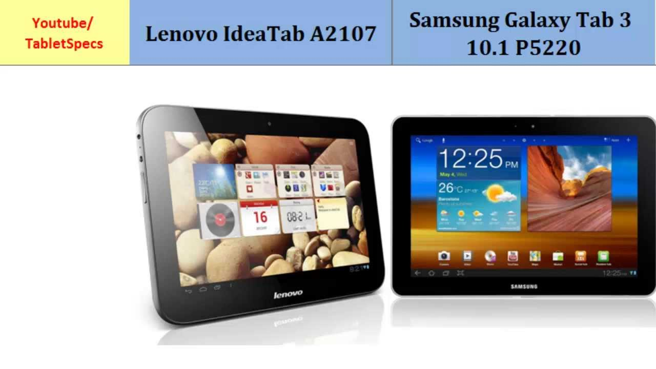 versus samsung galaxy tab 3 10 1 p5220 full differences   youtube