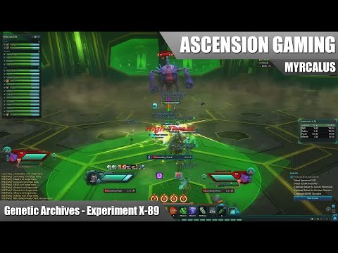 Wildstar | Experiment X-89 [Ascension Gaming]