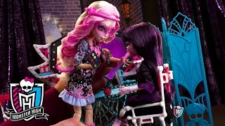 Frights, Camera, Action! TV Commercial Monster High