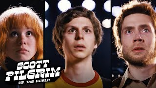 Scott Pilgrim Vs. The World Official Trailer