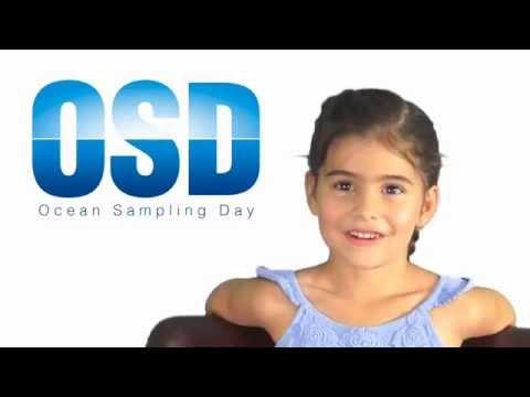 Ocean Sampling Day: Take a Sample!