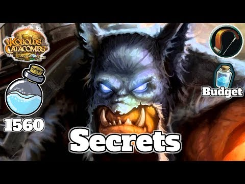 Budget Aggro Secret Hunter Kobolds And Catacombs | Hearthstone Guide How To Play