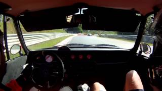 Skoda 110R on Nordschleife 3rd stint, 25.5.2014
