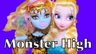 Monster High AllToyColelctor Frozen Elsa Monster High 13