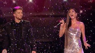 Nicole Scherzinger - Purple Rain ft. Matt Terry   Live The Final  - X Factor UK 2016 HD
